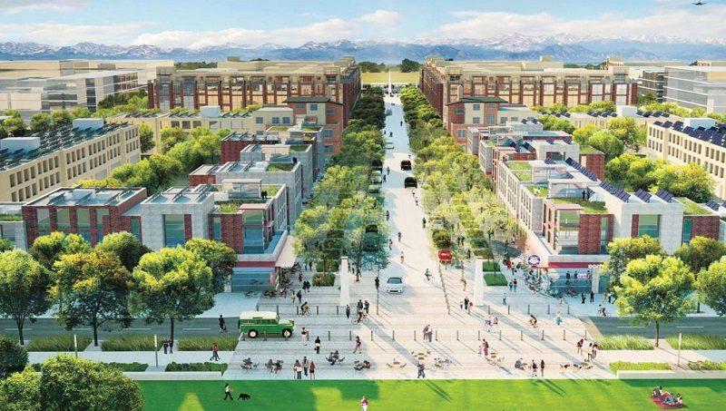 CityNow, qyteti me i ri ne Amerike qe po ndertohet  nga Panasonic. (Video)