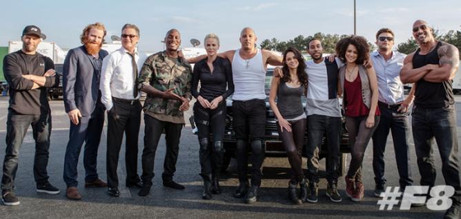 """Erigerta, shqiptarja e """"Fast and Furious"""": Aktorëve u pëlqen gjuha shqipe"""