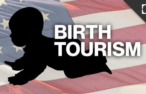 """""""Turizmi i lindjeve"""" ne Amerikë i nënave kineze që ti kenë fëmijët e tyre qytetarë amerikanë.."""