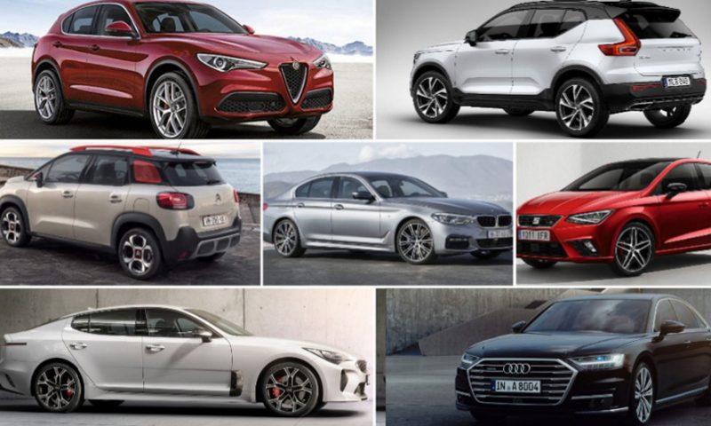 Shpallet makina më e mirë e vitit 2018 (Foto)