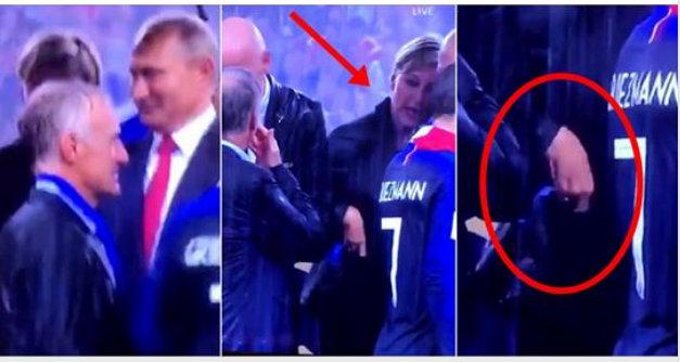 Gruaja që skandalizoi boten, ja si e vodhi si eksperte medaljen e Kupes se Botes ne sy te Putinit