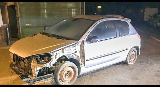 Policia ndalon makinën rrangallë, shqyejnë sytë kur shikojnë ç'ka brenda