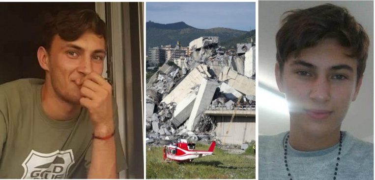 Kush janë 2 shqiptarët që humbën jetën në Genova nga shëmbja e urës