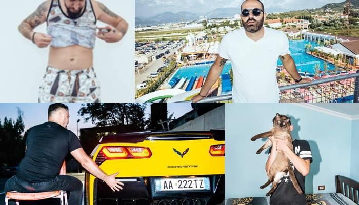 Makina luksi, helikopter, rolex e shampanjë/ Kush janë fëmijët e pasur të Tiranës që 'çuditën' dhe mediat gjermane